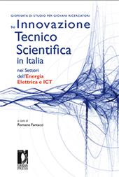 Giornata di studio per i giovani ricercatori su innovazione tecnico scientifica in Italia nei settori dell'energia elettrica e ICT.