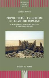 Popoli, terre, frontiere dell'impero romano : il vicino Oriente nella tarda antichità