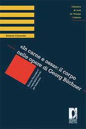 In carne e ossa : il corpo nelle opere di Georg Büchner : Büchner, Rousseau e i materialisti del Settecento