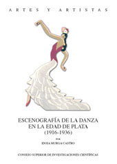 Escenografía de la danza en la Edad de la Plata, 1916-1936