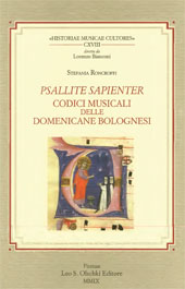Psallite sapienter : codici musicali delle domenicane bolognesi
