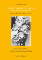 Cementi decorativi liberty : storia, tecnica, conservazione