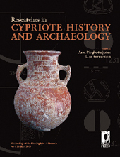 Researches in Cypriote history and archaeology : proceedings of the meeting held in Florence Aprile 29-30th 2009 - Bombardieri, Luca - Firenze : Firenze University Press, 2010.