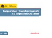 Códigos artísticos y desarrollo de la expresión en la competencia cultural y artística