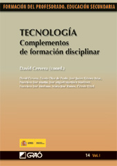 Tecnología : complementos de formación disciplinar : vol. I