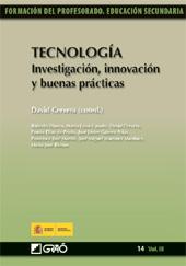 Tecnología : investigación, innovación y buenas prácticas : vol. 3