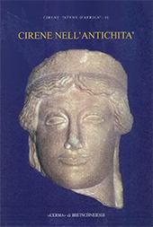 """Una replica dell'Agia nel Santuario di Demetra a Cirene - Mei, Oscar - Roma : """"L'Erma"""" di Bretschneider, 2010."""