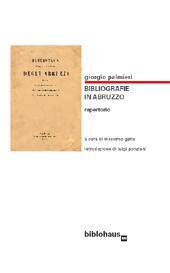Bibliografie in Abruzzo : repertorio