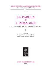 Sette lettere inedite di Carlo Ludovico Ragghianti a Claudio Varese - Doglio, Maria Luisa - Firenze : L.S. Olschki, 2011.