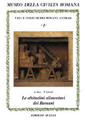Le abitudini alimentari dei romani