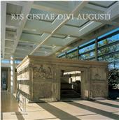 Ara Pacis Roma : Res Gestae Divi Augusti - Rossini, Orietta, editor - [S.l.] : Gangemi Editore, 2011.