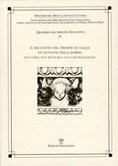 Il racconto del Presepe di Vaglia di Giovanni Della Robbia : due furti, due restauri e una contraffazione
