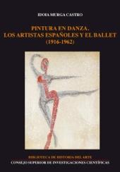 Pintura en danza : los artistas españoles y el ballet (1916-1962)