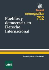 Pueblos y democracia en derecho internacional
