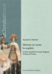 Mettere in scena la regalità : le feste teatrali di Gaetano Pugnani al Regio di Torino