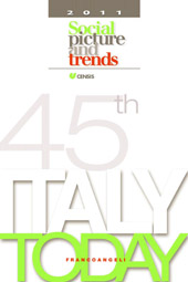 Italy today : social picture and trend, 2001