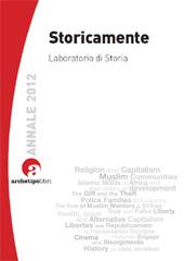 Storicamente : laboratorio di storia : annale 2012