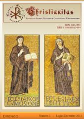 Christianitas : rivista di Storia, Pensiero e Cultura del Cristianesimo : 2, 2013 -  - Roma : Drengo, 2013.