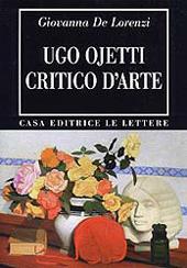 Ugo Ojetti critico d'arte : dal Marzocco a Dedalo