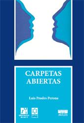 Carpetas abiertas : escritos literarios