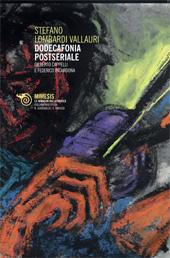 Dodecafonia postseriale : Gilberto Cappelli e Federico Incardona