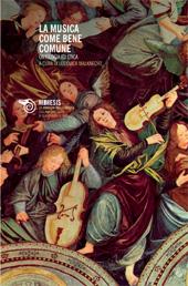La musica come bene comune : ontologia ed etica