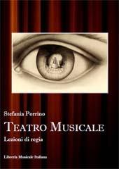 Teatro musicale : lezioni di regia