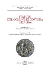 Statuto del Comune di Cortona, 1325-1380
