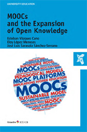 MOOCs and the Expansion of Open Knowledge - López Meneses, Eloy - Barcelona : Octaedro, 2015.