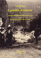 I giardini di Firenze : I : i giardini dell'Occidente dall'antichità a oggi : un quadro generale di riferimento