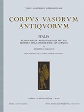 Ruvo di Puglia, Museo nazionale Jatta : 3. : Ceramica apula a figure rosse, apulo tardo