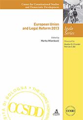 European Union and Legal Reform 2013