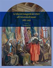Le relazioni inaugurali dei rettori all'Università di Sassari, 1882-2015