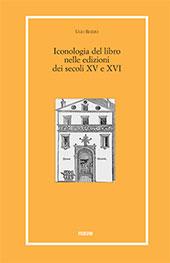 Iconologia del libro nelle edizioni dei secoli XV e XVI