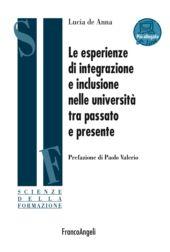Le esperienze di integrazione e inclusione nelle università tra passato e presente