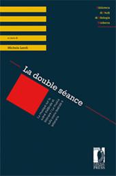 La double séance : la musique sur la scène théâtrale et littéraire = la musica sulla scena teatrale e letteraria - Landi, Michela, editor - Firenze : Firenze University Press : Edifir, 2017.