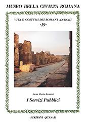 I servizi pubblici - Ramieri, Anna Maria - Roma : Edizioni Quasar, 2018.
