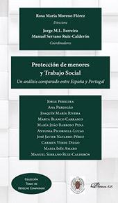 Protección de menores y Trabajo Social : un análisis comparado entre España y Portugal