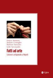 Fatti ad arte - Amaturo - Milano : EGEA, 2018.