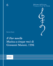 Il Fior novello : musica a cinque voci di Giovanni Maroni : 1596