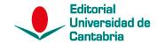 Editorial de la Universidad de Cantabria