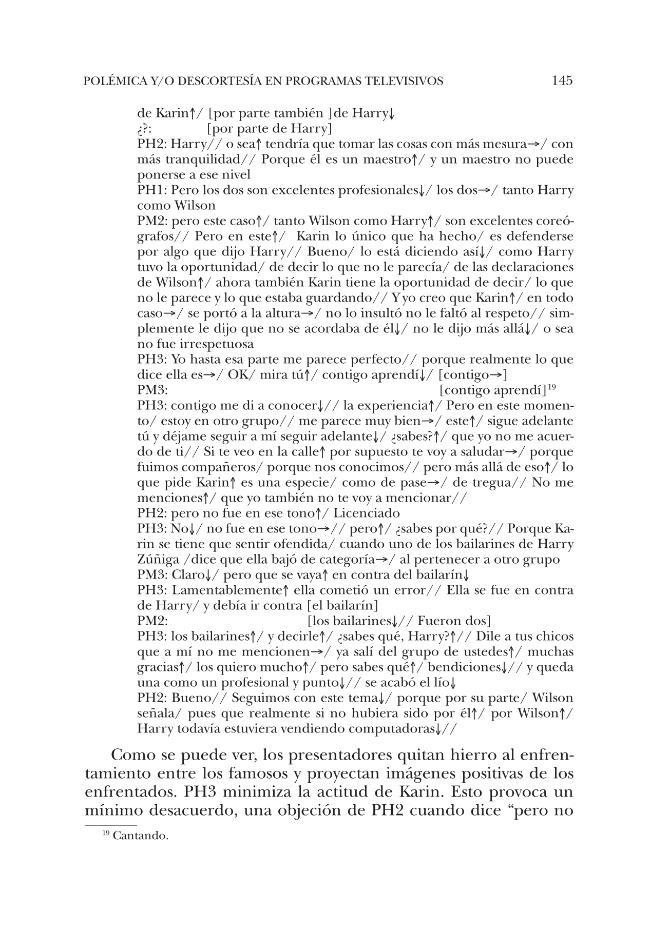 (Des)cortesía para el espectáculo : estudios de pragmática variacionista - [Fuentes Rodríguez, Catalina, editor] - [Madrid : Arco/Libros, c2013.]