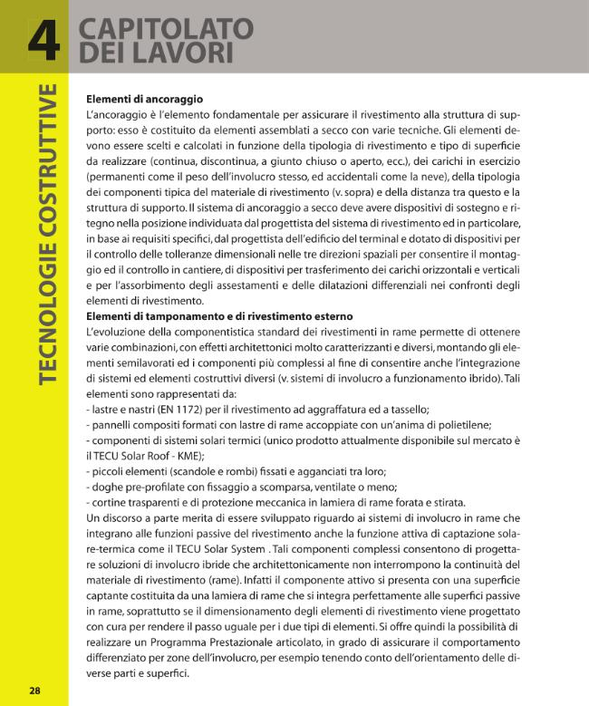Dettagli per l'involucro del terminal verde = Envelope's Details for the Green Airport Terminal - [Esposito, Maria Antonietta] - [Firenze : Firenze University Press, 2010.]