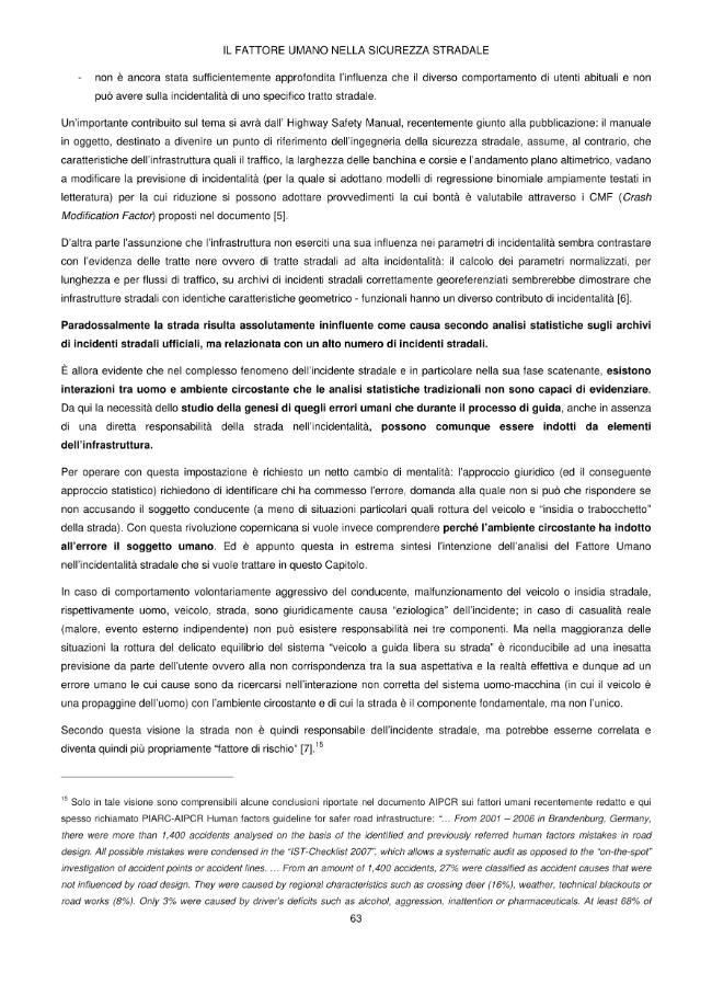 Infrastrutture stradali più sicure : fase 1 : i criteri : XXVI convegno nazionale stradale : 28 ottobre 2010 -  - [Firenze : Firenze University Press, 2010.]