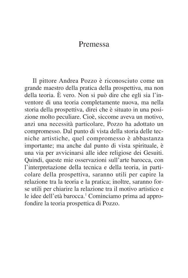 Sviluppo sommerso : peculiarità della teoria prospettica di Andrea Pozzo : osservazioni synthetic approach sull'arte barocca : tecnica, teoria e idea, 1 - [Ikegami, Hidehiro] - [Bologna : CLUEB, 1998.]