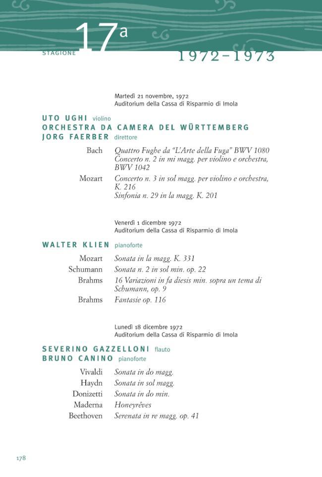 Il linguaggio della musica e i suoi interpreti : cinquant'anni del Circolo della musica di Imola - [Montanari, Massimo, Mirri, Domenico] - [Bologna : CLUEB, 2006.]