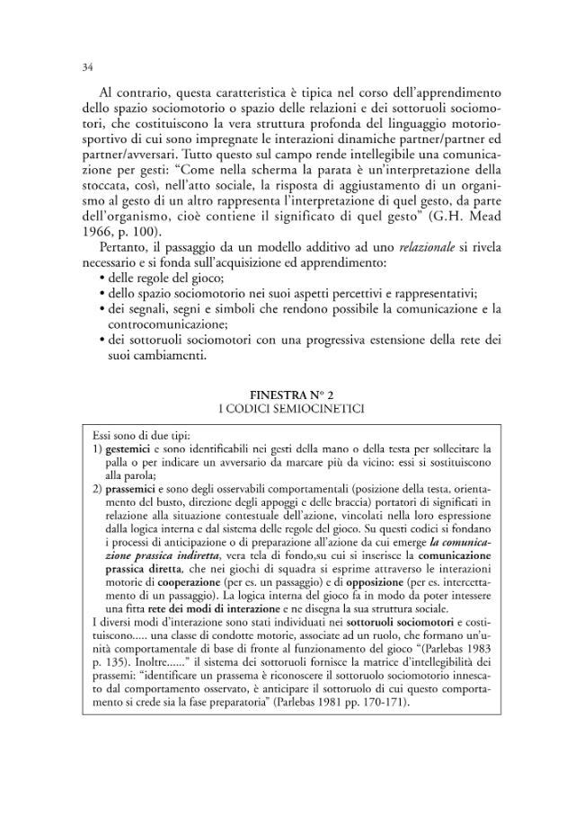 Gli sport di quadra : strategie di insegnamento tra i 6 ed i 15 anni : un approccio cognitivo-semiocinetico - [D'Ercole, Alessandro, Ripari, Patrizio] - [Bologna : CLUEB, 2006.]