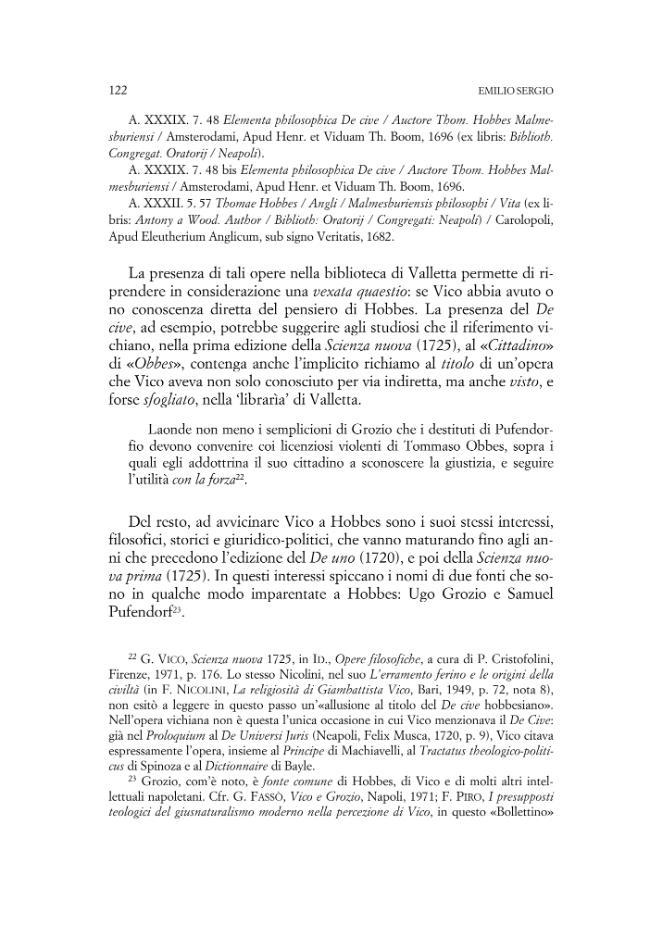 Bollettino del Centro di studi vichiani. Anno XXXVII - 2007, 2007 -  - [Roma : Edizioni di storia e letteratura, 2007.]
