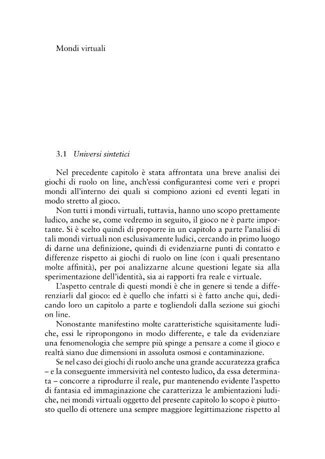 Gioco, virtualità, simulazione : nuove prospettive tra cultura videoludica e apprendimento - [Paciaroni, Martina] - [Macerata : EUM-Edizioni Università di Macerata, 2008.]