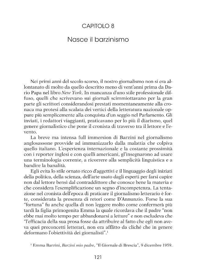 Nasce il barzinismo - [Magrì, Enzo] - [Firenze : Mauro Pagliai, 2008.]
